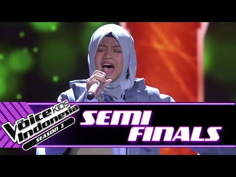 "Naura ""Ujung Pasir - Deen Assalam (Medley)"" 