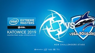 NiP vs Vega, game 3