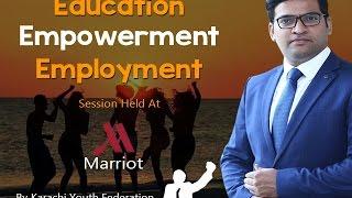 EDUCATION, EMPOWERMENT & EMPLOYMENT
