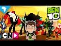 Ben 10 l Meet the Aliens | Cartoon Network