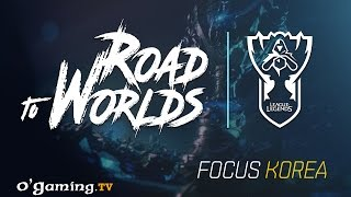 Road to Worlds #4 - Korea