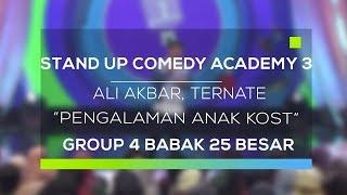 Video Stand Up Comedy Academy 3 : Ali Akbar, Ternate - Pengalaman Anak Kost MP3, 3GP, MP4, WEBM, AVI, FLV Februari 2018