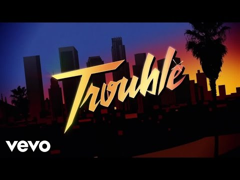 Trouble Lyric Video [Feat. Jennifer Hudson]