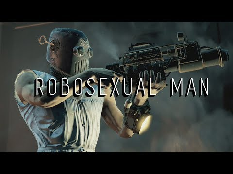 Video The Adventures Of Robosexual Man download in MP3, 3GP, MP4, WEBM, AVI, FLV January 2017
