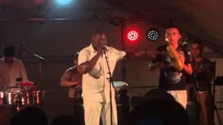 Artigues-pres-Bordeaux France  city images : Donaldo Flores - Sonero De Nacimiento Concert Live Artigues près Bordeaux Free salsa juin 2014