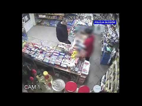 Wideo: Poszukiwany sprawca kradzieży