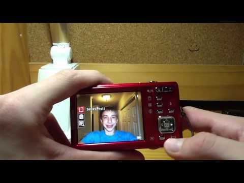 Overview of the Kodak easyshare m522