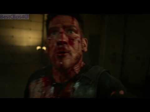 Marvel's The Punisher Season 2   Castle kills everyone Scene