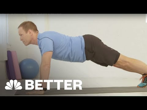 How To Perform A Perfect Pushup | Better | NBC News