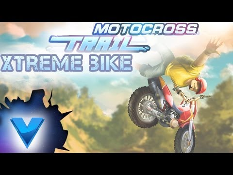 Video of Motocross trial - Xtreme bike