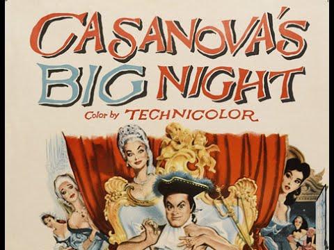 The Fantastic Films of Vincent Price #31 - Casanovas Big Night