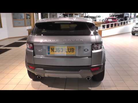 Land Rover Range Rover Evoque 5 Door Diesel 2013MY 2.2 SD4 Pure TECH Auto U9051