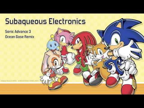 """Subaqueous Electronics"" – Sonic Advance 3 – Ocean Base Remix (New version)"
