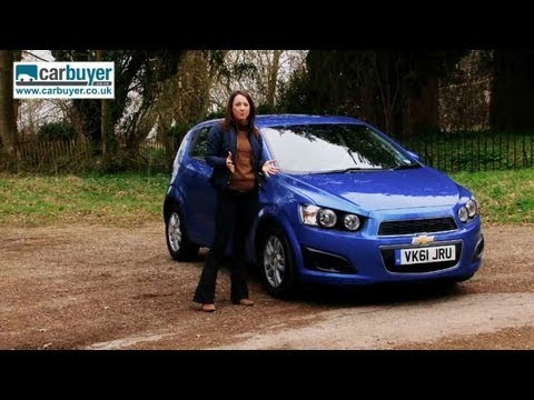 Chevrolet Aveo hatchback review – CarBuyer