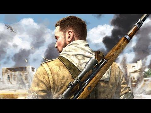 обзор Sniper Elite V2