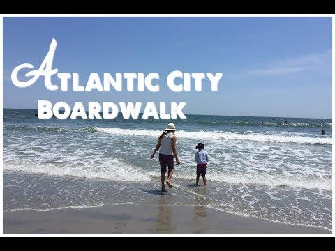 ATLANTIC CITY BOARDWALK | NEW JERSEY