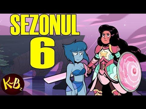 Teorii din desene: Steven Universe - Apare SEZONUL 6?