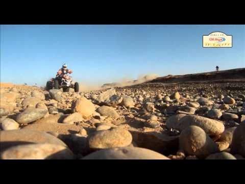 2ª Etapa do Rali de Marrocos 2012