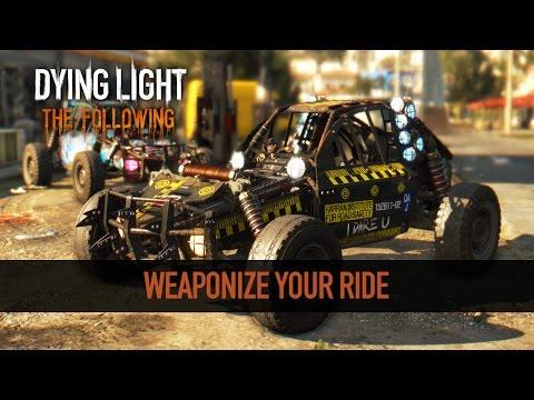 Co można ulepszyć, co dodać, a co przemalować w pojazdach, które będą jedną z głównych atrakcji gry Dying Light: The Following