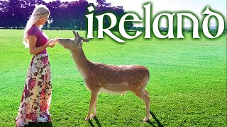 Ireland Travel Guide Vlog Vacation Trip Things to do in Dublin What Places Visit See Tour Tips Diary Video Gaelic Games: ...