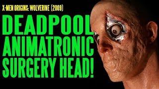 Video Deadpool Animatronic Surgery Head - Ryan Reynolds MP3, 3GP, MP4, WEBM, AVI, FLV Juli 2018