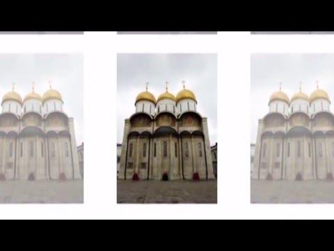 УСПЕНСКИЙ СОБОР МОСКОВСКОГО КРЕМЛЯ / Assumption Cathedral, Moscow Kremlin...