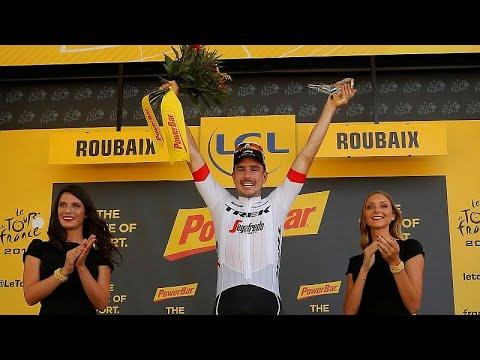 Tour de France: Der Deutsche John Degenkolb gewinnt E ...