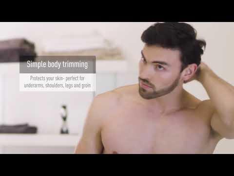 Wet and Dry Beard and Body Trimmer   Panasonic ER GB-52
