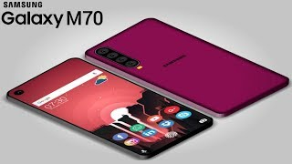 Samsung Galaxy M70 - 5G, Amoled Display, 60MP Camera, Price & Released Date ! (Concept)