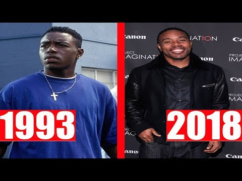 Menace II Society 1993 | Cast | Then and Now