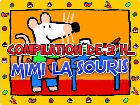 Mimi la souris compilation de 3 Heures - regarder Mimi La Souris en francais -  meilleurs episodes ❤