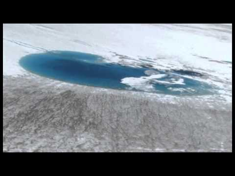 Jason Box on Greenland's Lakes