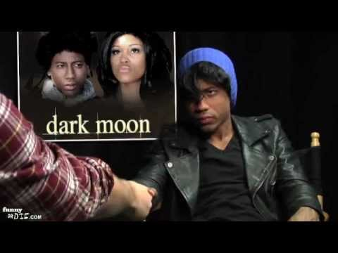 Brandon T Jackson - New Moon Spoof