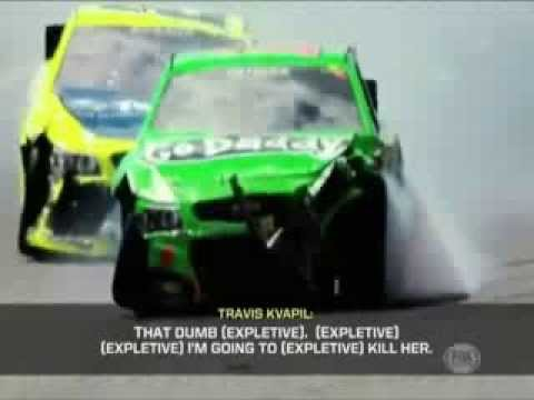 How other drivers really feel about Danica Patrick
