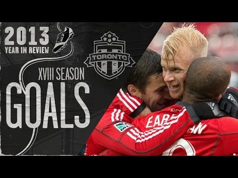 Video: Every Toronto FC goal in 2013