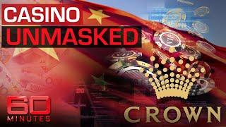 Video EXCLUSIVE: Crown Casino exposed. Sex trafficking, drugs, money laundering | 60 Minutes Australia MP3, 3GP, MP4, WEBM, AVI, FLV September 2019