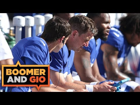 Video: The end of the Eli Manning era! | Boomer & Gio