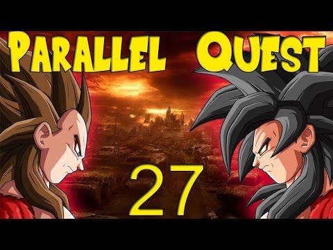 "Dragonball XenoVerse: ""Parallel Quest 27"" Artificial Warriors"