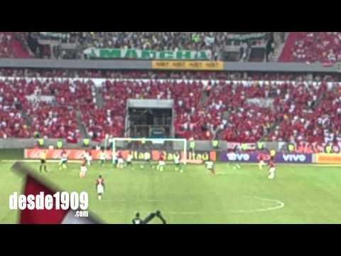 Vs Palmeiras - BR14 - Academia do Povo + 1º Gol - Guarda Popular do Inter - Internacional