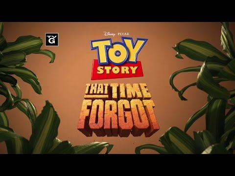 Toy Story That Time Forgot (2014) 2015 Blu-ray promo (1080p HD)