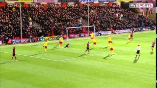 Highlights | AFC Bournemouth 2-0 Watford
