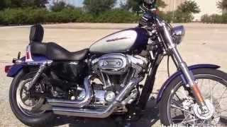 5. Used 2006 Harley Davidson Sportster 1200 Custom Motorcycles for sale