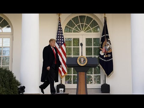 ΗΠΑ: Προσωρινό τερματισμό του shutdown ανακοινώνει ο πρόεδρος Τραμπ…
