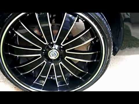 Chevy Impala 2014 On 22