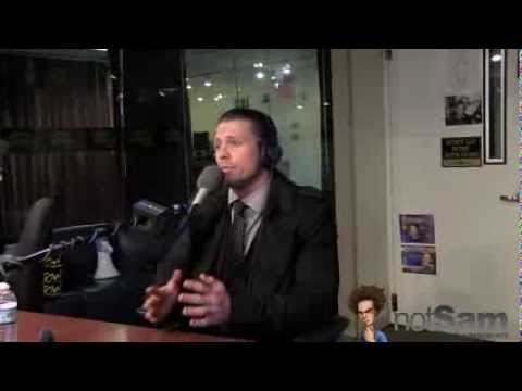 'The - Subscribe for more Sam Roberts- http://www.youtube.com/subscription_center?add_user=notsam Sam Roberts talks to The Miz on SiriusXM's After O&A Live, about h...