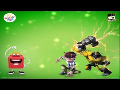 Смотреть онлайн видео ben 10 omniverse no mc