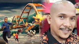 Video Sosok Pelukis Tsunami 4 Tahun Lalu Viral, Mimpi Bencana Palu hingga Jembatan Ambrol Jadi Kenyataan MP3, 3GP, MP4, WEBM, AVI, FLV Desember 2018