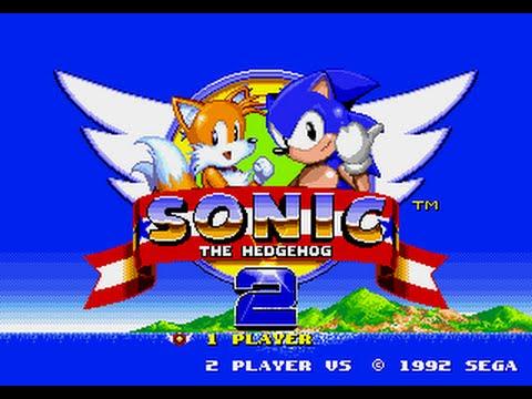 sonic the hedgehog 2 megadrive rom
