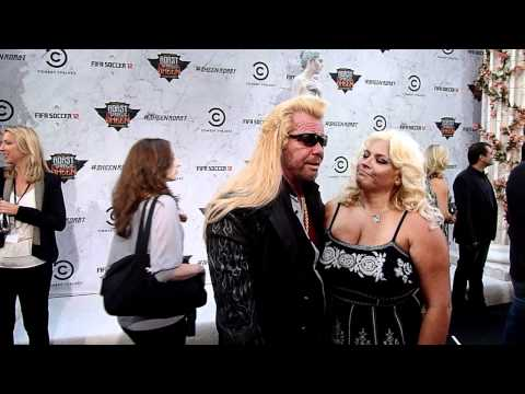 Kristin Cavallari And Dog The Bounty Hunter At Sheen Roast