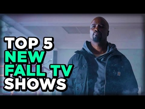 Top 5 New TV Shows This Fall - Luke Cage, Son of Zorn, The Exorcist